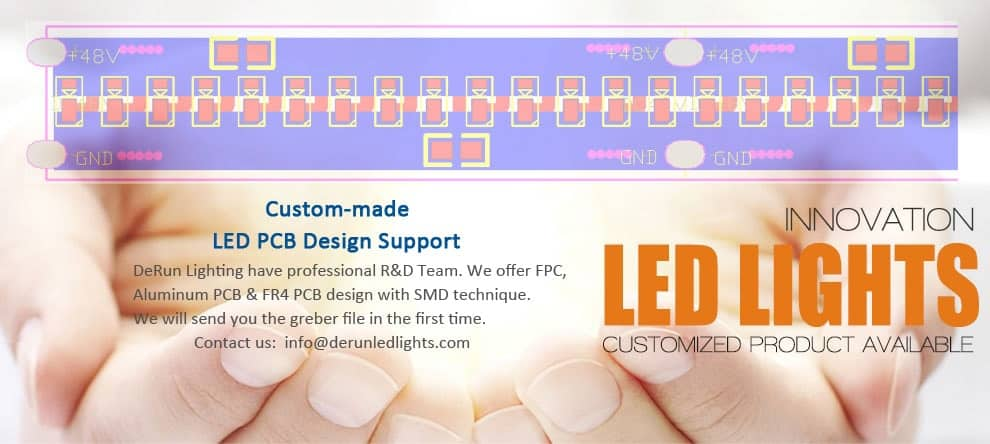 led strip light application