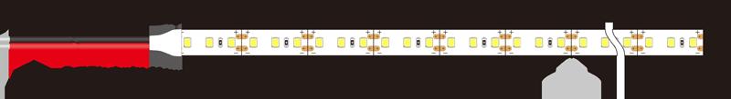 2835 120leds 12v led strip lights dimension