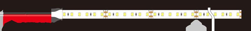 2835 120leds 24v led strip lights dimension