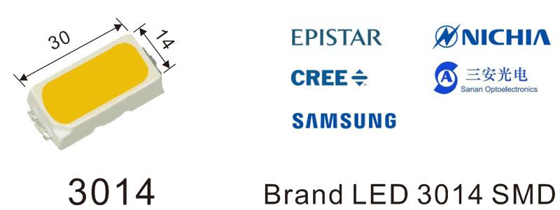 3014 led strip lights brand