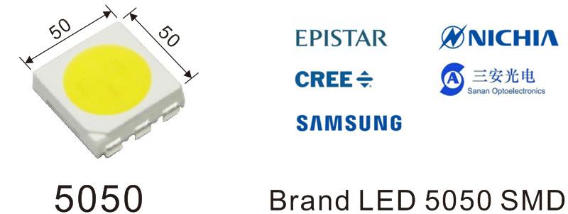 5050 led strip lights brand