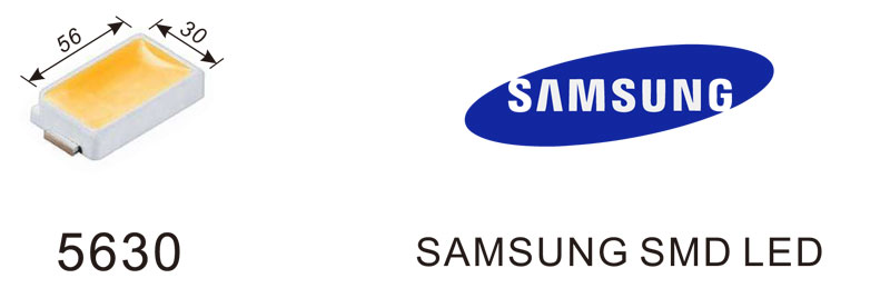 SAMSUNG 5630 led strip lights brand