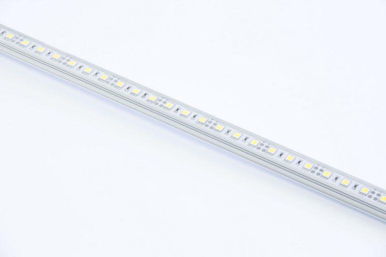 5050 SMD Aluminum Rigid LED Strip — (30leds 60leds 72leds)