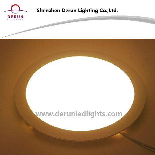 5W 6W 10W 15W 18W Round LED Panel_1
