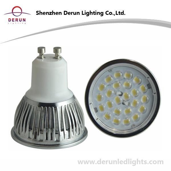 5W SMD LED Bulb in GU10 Base_1