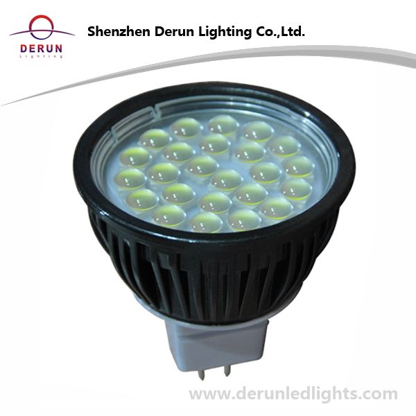 5W SMD LED Bulb in MR16 Base