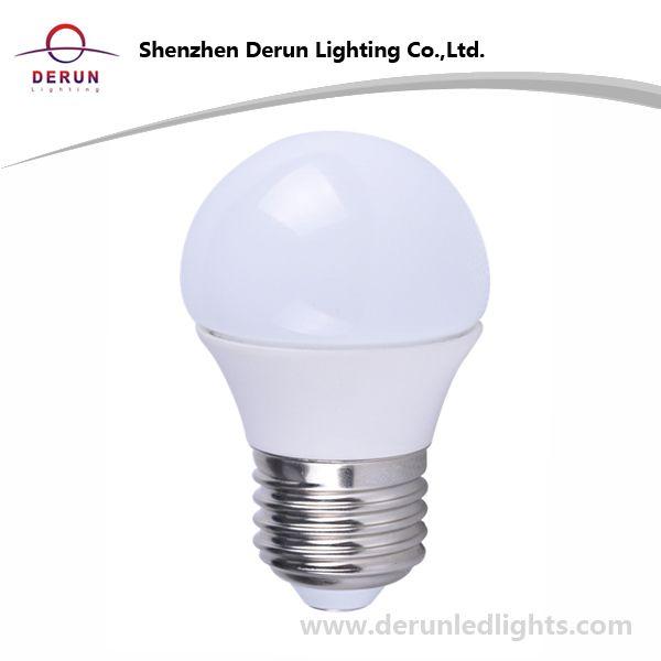 5W G45 E27/B22 LED Golf Bulb_1