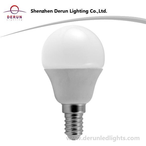3W 5W G45 E14/B15 LED Golf Bulb_1