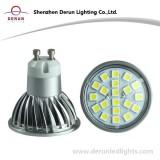 4W SMD LED Bulb in GU10 Base