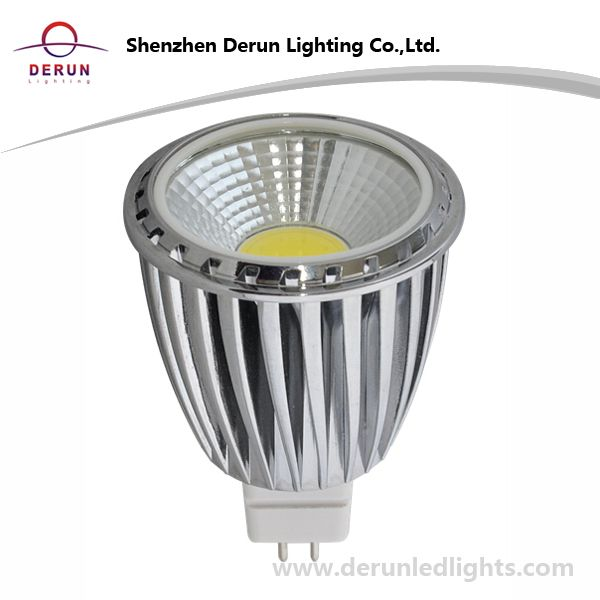 7W COB LED Bulb in MR16 Base_1