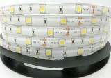 5050 36W 12V 150 Diodes 16.4ft Roll IP65 Silicon Glue Waterproof Led Strip Light
