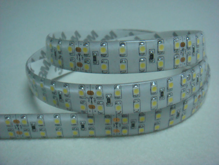 3528 96W 12V 1200 Diodes 16.4ft Roll IP65 Silicon Glue Waterproof LED Strip Light