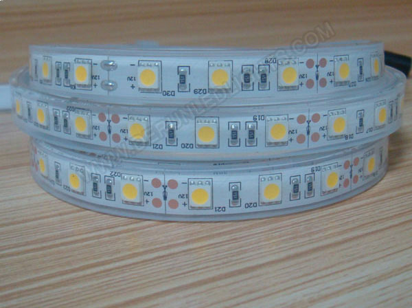 High brithness CE ROHS Waterproof ip68 china led strip supplier