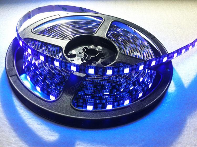 |uv led strip|uv blacklight led strip|uv b led strip|5050 uv led strip|12v uv led strip|395nm uv led strip|_2