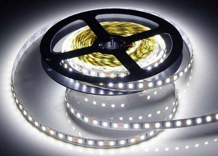2835 12V 60W 8mm 16.4Ft Roll 300leds IP20 Nonwaterproof Led Strip Light
