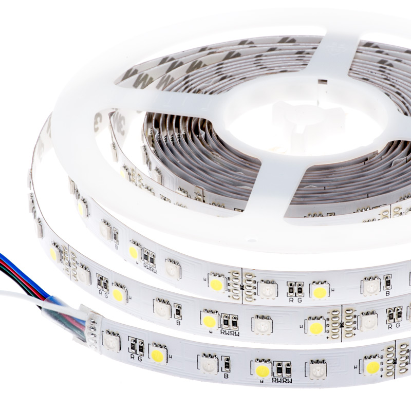 5050 24v 72w 300leds ip20 nonwaterproof rgbw led strip light with 5050 24v 72w 300leds ip20 nonwaterproof rgbw led strip light with remote aloadofball Image collections