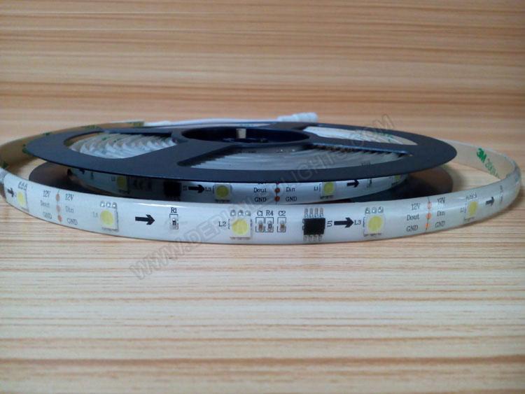  dmx controlled led light strip 300 rgb led ws2811 strip computer controlled led light strip ws2811 led digital strip rgb led digital strip  _4