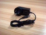 12V 1 A 2A led strip power adapter in wall plug type