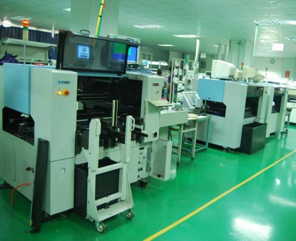 led factory