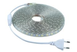 IP67 Waterproof 50m/roll 5050 LED Strip Light AC110-240V