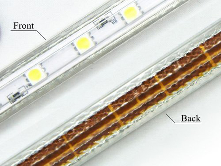 IP67 Waterproof 50m/roll 5050 LED Strip Light AC110-240V_3