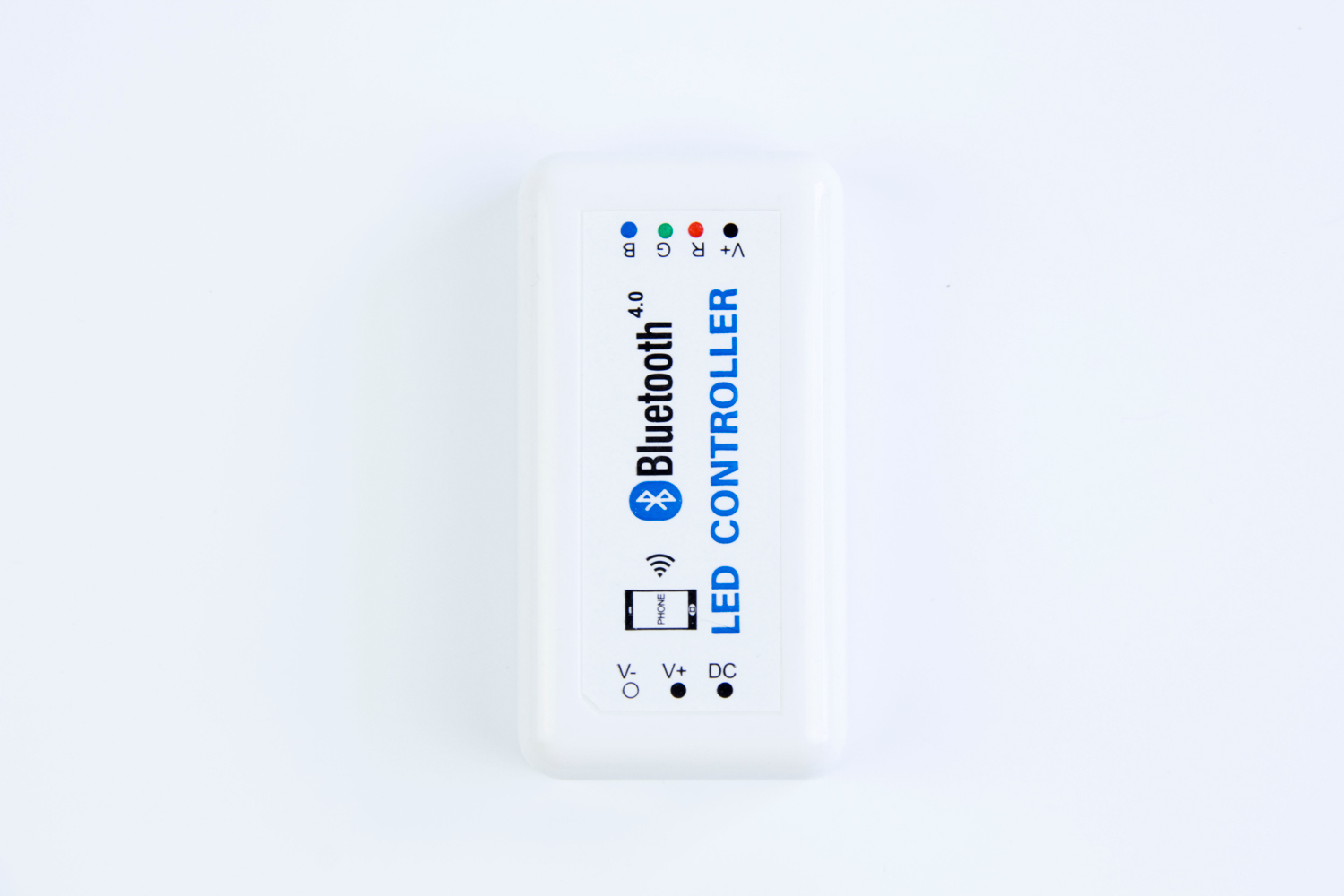 Bluetooth led controller for RGB UL listed led strip_1