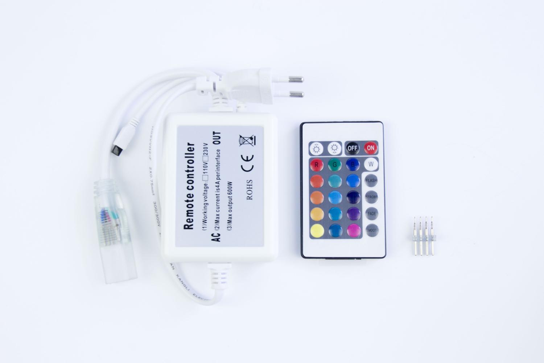 IR RGB controller for 110v -240v led strip light_1