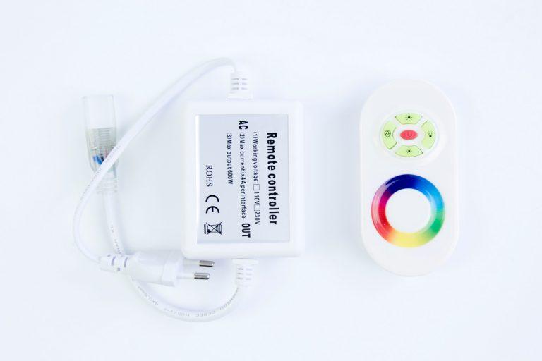 RF touch controller for 110v -240v led strip light_1