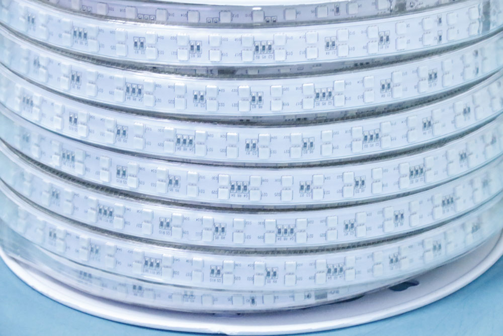 5050/5630/2835/3528 High voltage LED Strip IP67 Waterproof with PVC tube_2
