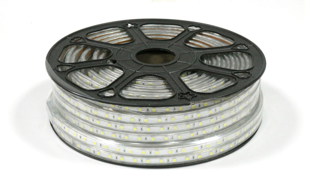 5050/5630/2835/3528 High voltage LED Strip IP67 Waterproof with PVC tube_3