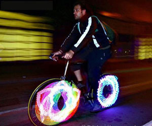 led bicycle 2