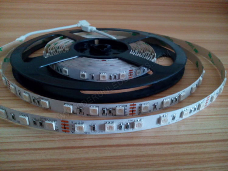 Smd Magnetic 24v 12v Best 5050 Rgb Led Strip Derun