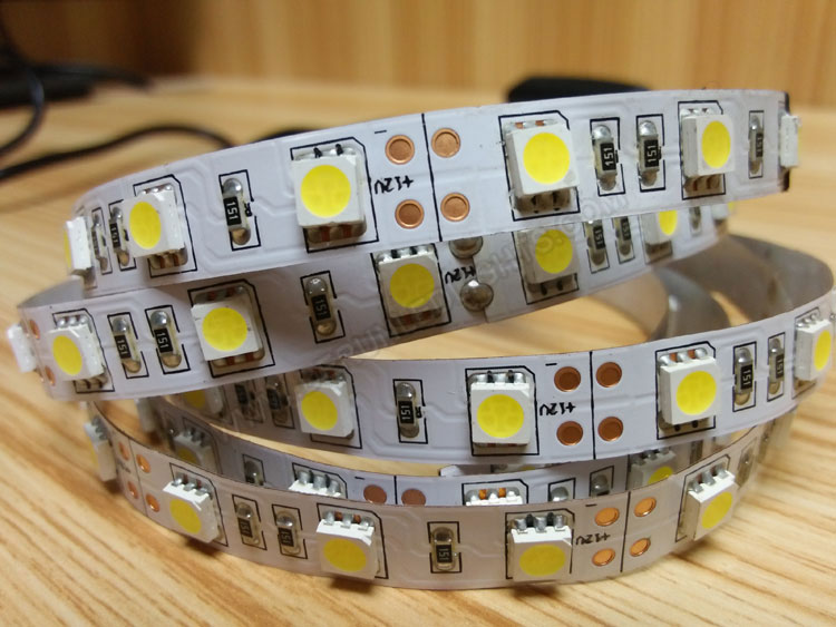 High CRI >80 Ultra bright led strip lighting In 3 Years Warranty