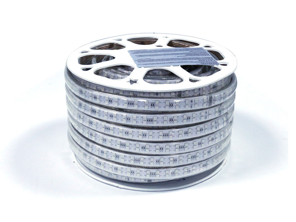 5050/5630/2835/3528 High voltage LED Strip IP67 Waterproof with PVC tube_1