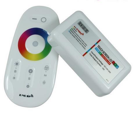 rgbw remote controller