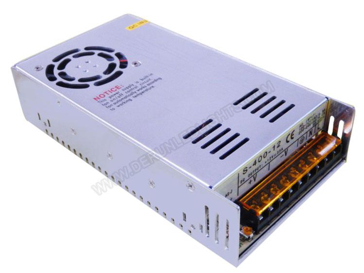 12V 33A 400W led switch power supply_1