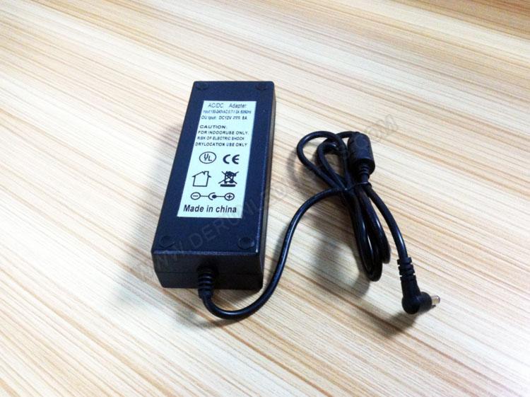 12V 1A 12W led power supply with US/EU /AU/UK standard plug_1