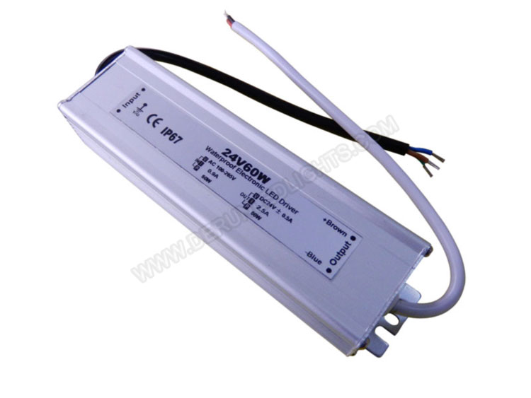 24V 60W Waterproof power supply / Transformer/Adapter_1