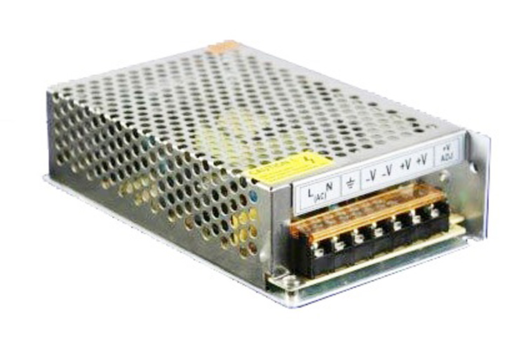Aluminum Switching Power Supply 12V/24V 100W_1