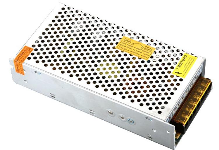 Aluminum Switching Power Supply 12V/24V 150W_1