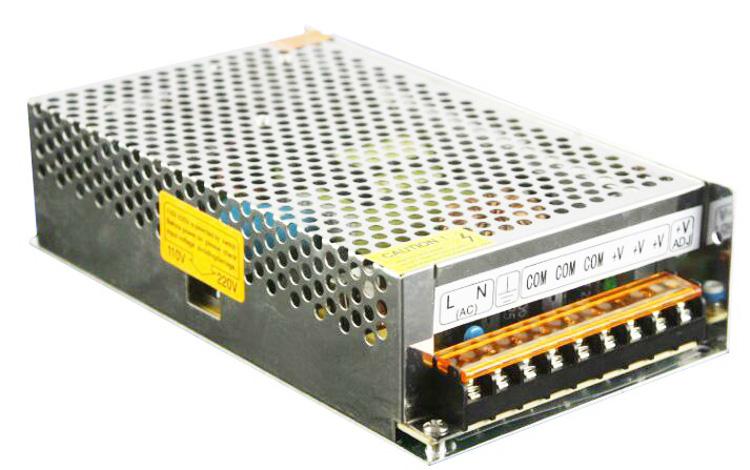 Aluminum Switching Power Supply 12V/24V 250W_1