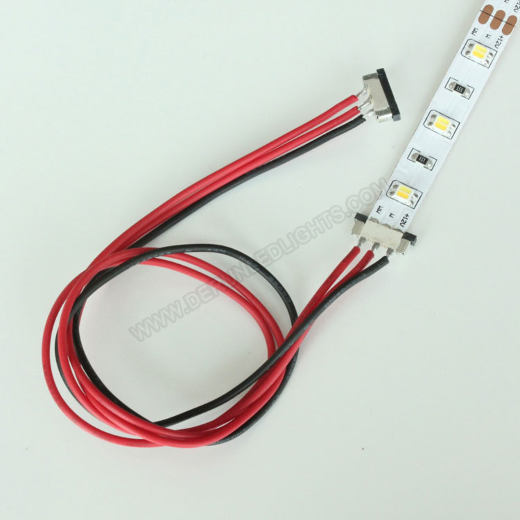 cct led strip 3 wire solderless led connector_1