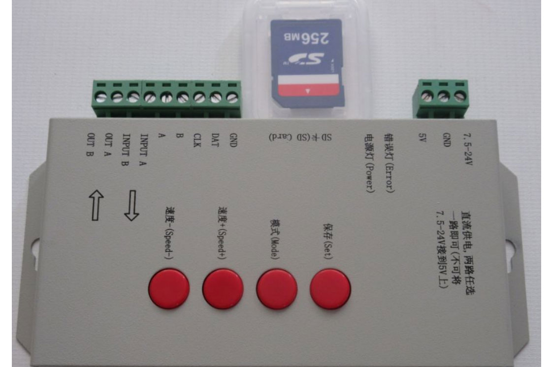 T 1000s Led Controller For 6803 Ws2801 Ws2811 Ws2812 Ws2812b The Strips In My Device Use Uses A 1t System Features