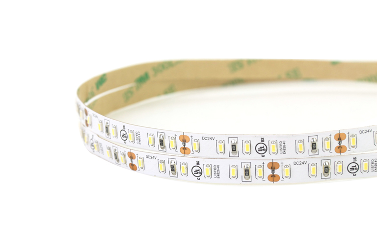 Flexible LED Strip Light with 16.4' 48W 600 Diodes 3014_1