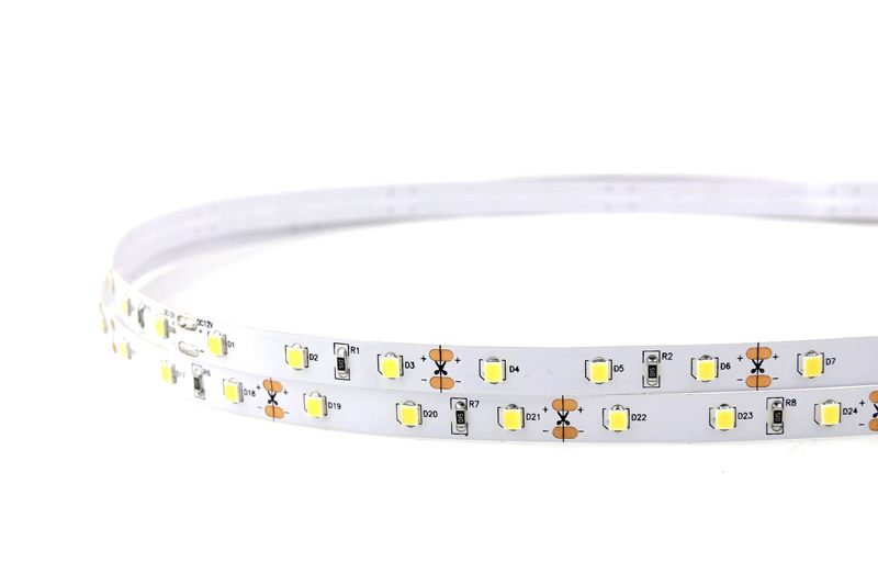 Flexible LED Strip Light with 16.4' 50W 300 Diodes 2835_1