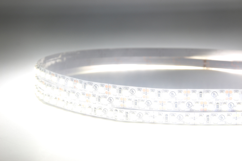 Flexible LED Strip Light with 16.4' 48W 600 Diodes 3528_3