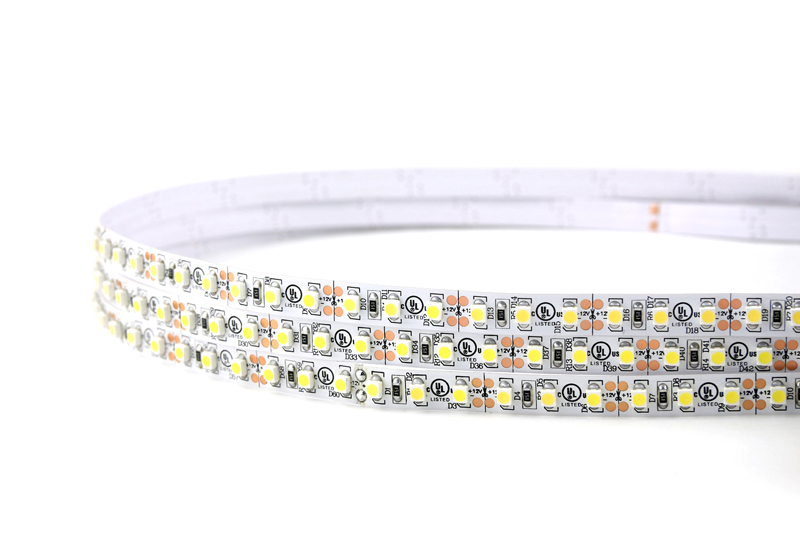 Flexible LED Strip Light with 16.4' 48W 600 Diodes 3528_1