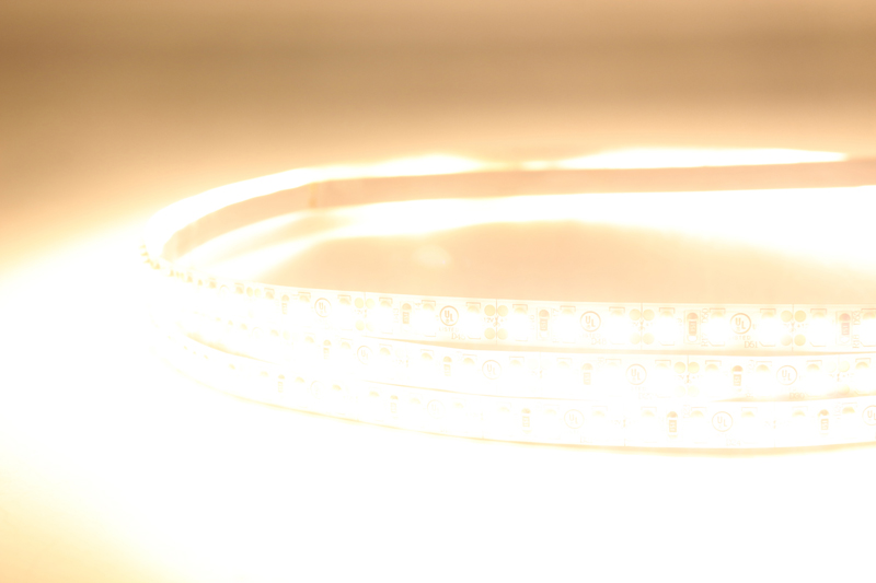 Flexible LED Strip Light with 16.4' 48W 600 Diodes 3528_4