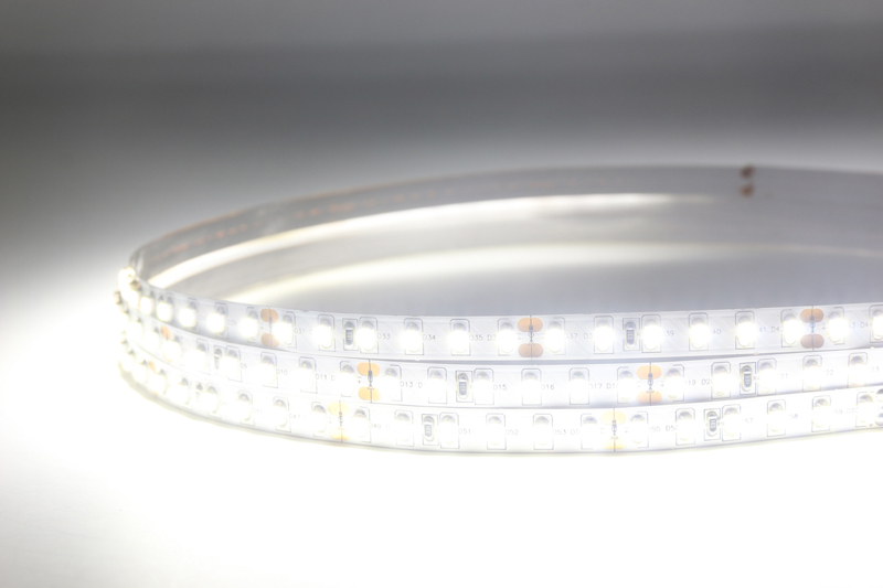 Flexible LED Strip Light with 16.4' 48W 600 Diodes 3528_6