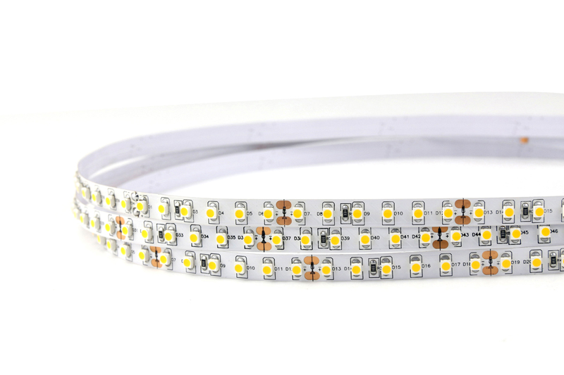 Flexible LED Strip Light with 16.4' 48W 600 Diodes 3528_7